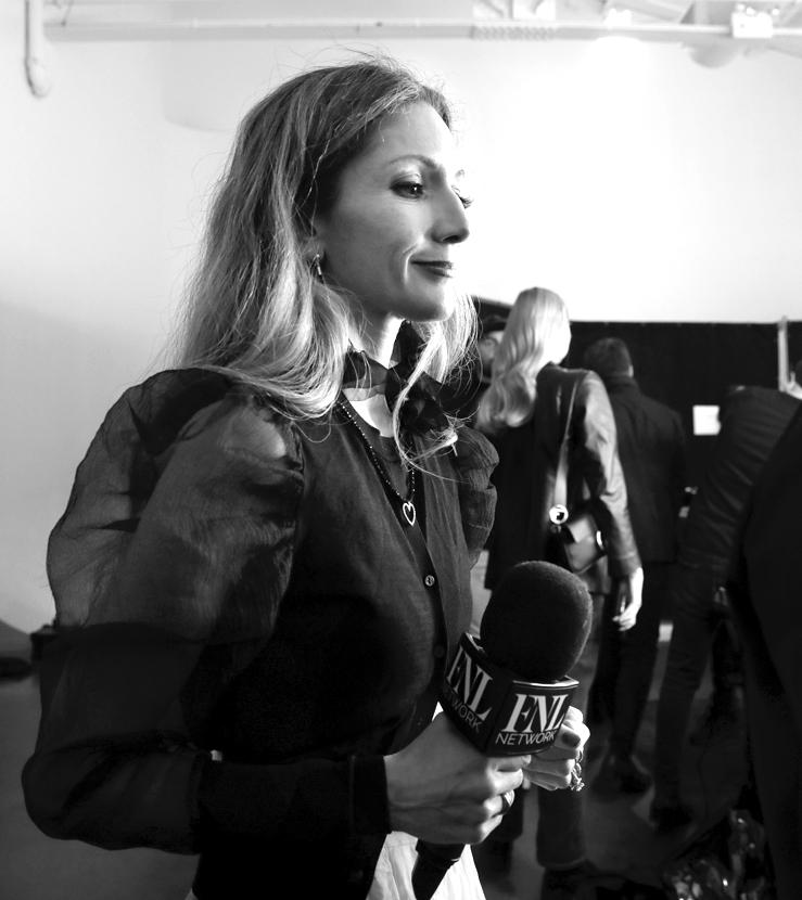 Backstage@Pamella Roland NYFW FW2020 photo by Cheryl Gorski 19