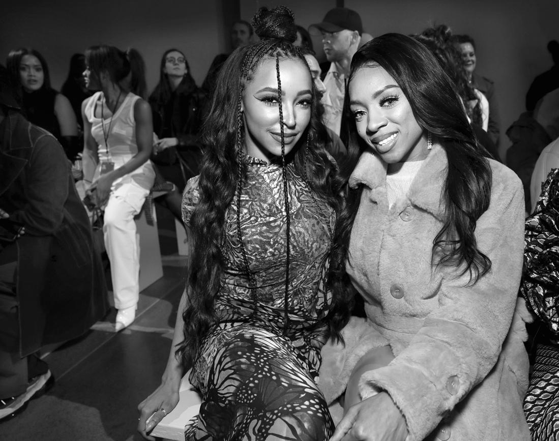Tinashe Lil Mama@ Kim Shui NYFW FW2020 photo by Cheryl Gorski 47