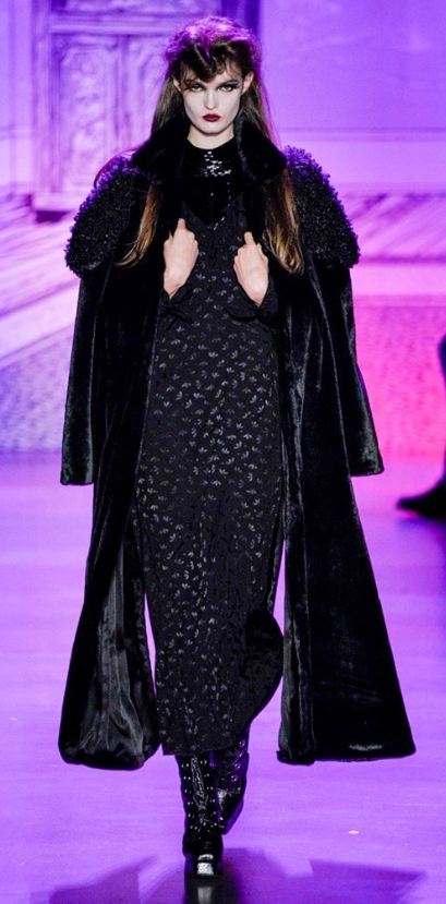 ANNA SUI NYFW FW2020 images IMAXTree