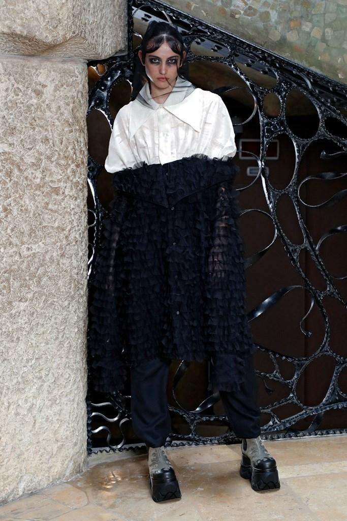 Paola Molet Barcelona FW2021 image IMAXTree 15