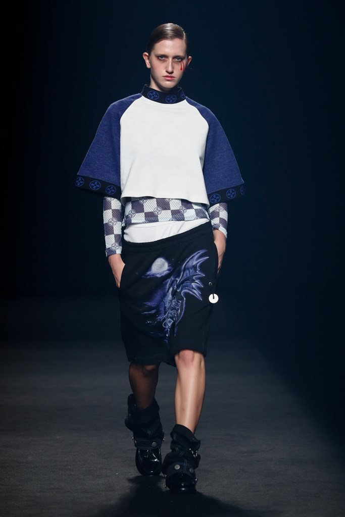 Karont Mercedes Benz Fashion Week Madrid SS2022 image IMAXTree 10