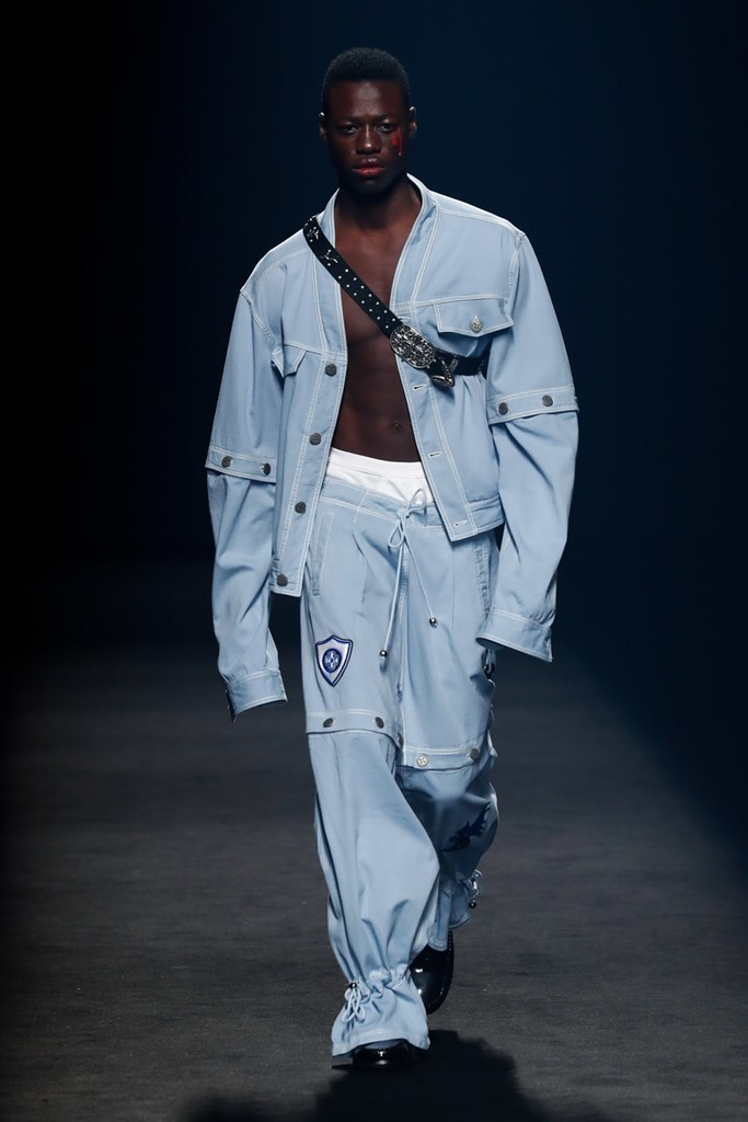 Karont Mercedes Benz Fashion Week Madrid SS2022 image IMAXTree 11
