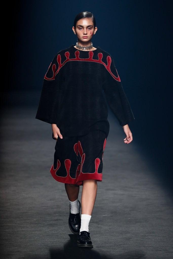 Karont Mercedes Benz Fashion Week Madrid SS2022 image IMAXTree 3