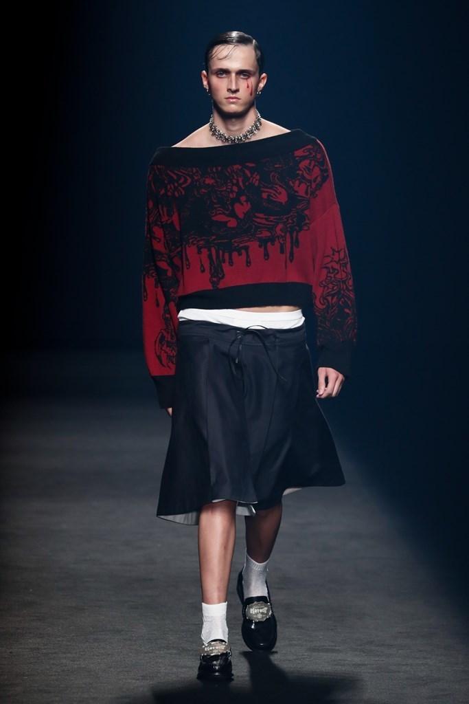 Karont Mercedes Benz Fashion Week Madrid SS2022 image IMAXTree 5