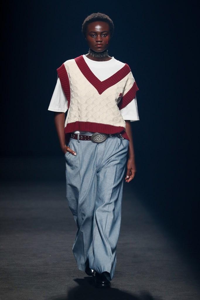 Karont Mercedes Benz Fashion Week Madrid SS2022 image IMAXTree 7