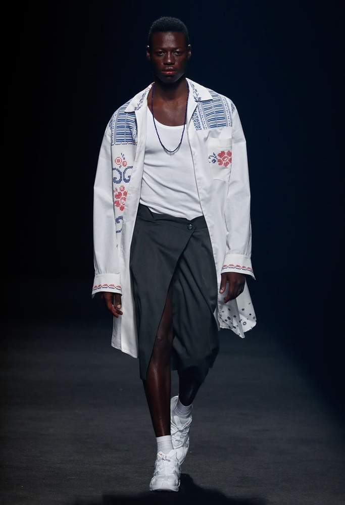 Temporal Mercedes Benz Fashion Week Madrid SS2022 image IMAXTree 8